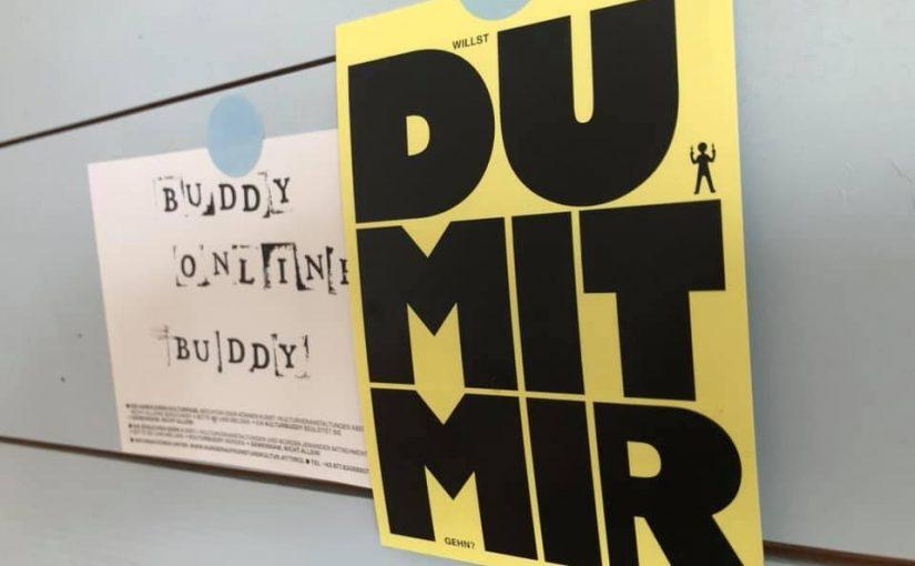Kulturbuddy online!