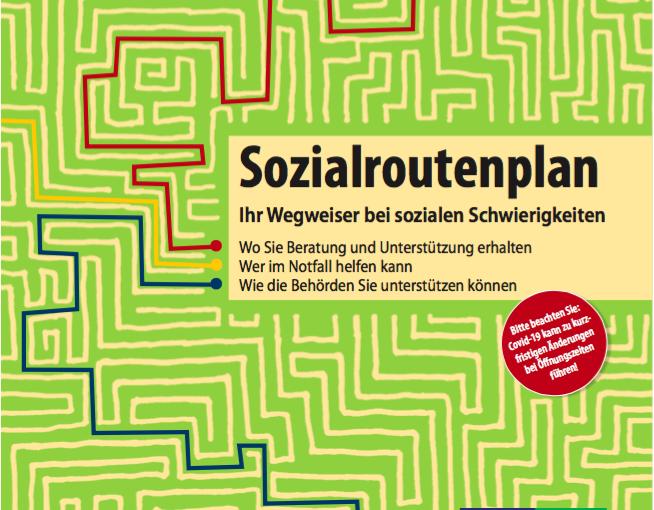 FFG Projekt Sozialroutenplan